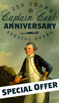 captain cook anniversary